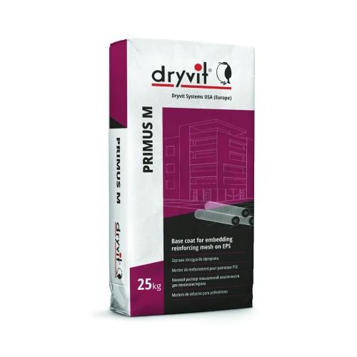 DRYVIT PRIMUS M 25kg WHITE