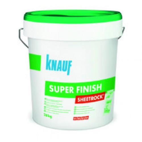 KNAUF SUPER FINISH 6kg (SHEETROCK)
